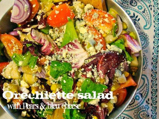 orechiette salad